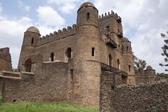 Cidade-fortaleza de Fasil Ghebbi, Gondar