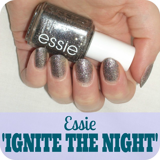 NOTD Essie Ignite The Night