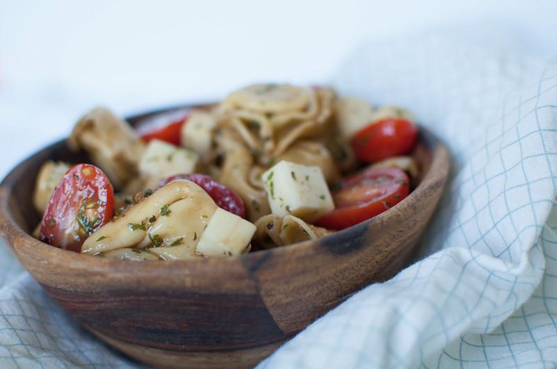 Tortellini Pasta Salad 1