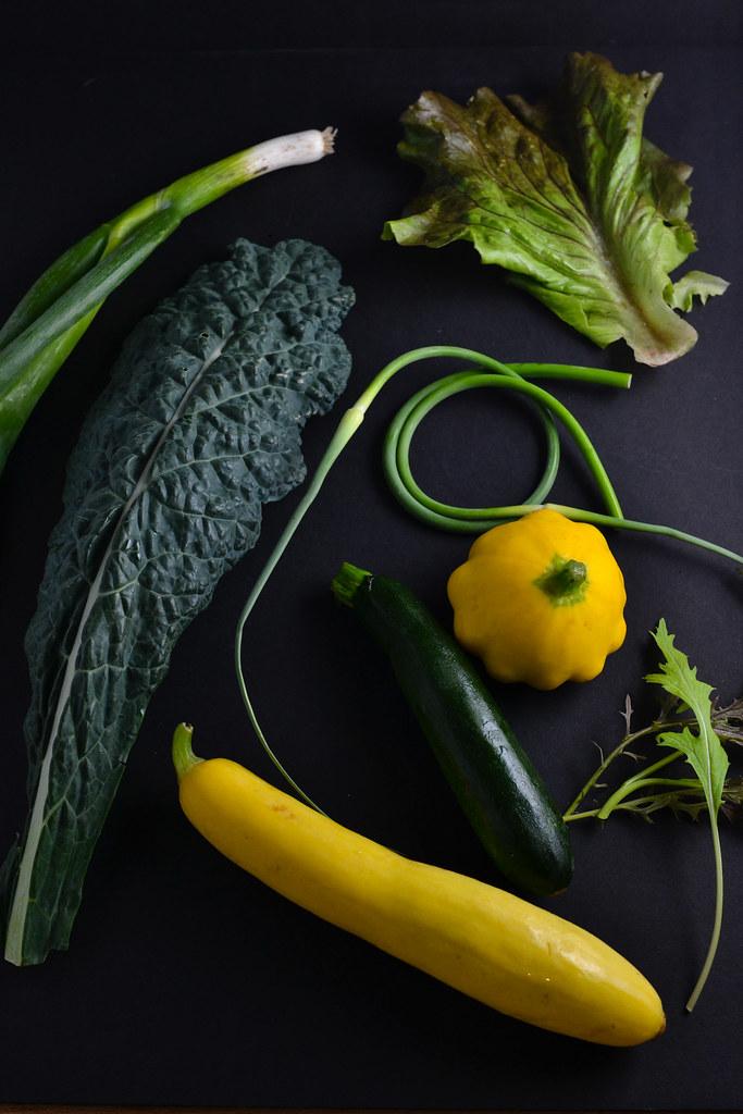 Farmer's Market & CSA Series {Week 7} | Things I Made Today