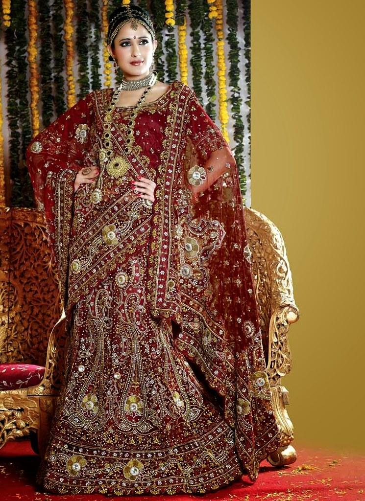 Hindu Wedding Dresses
