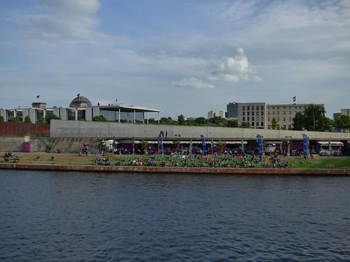 Berlin, Germany - May 2015