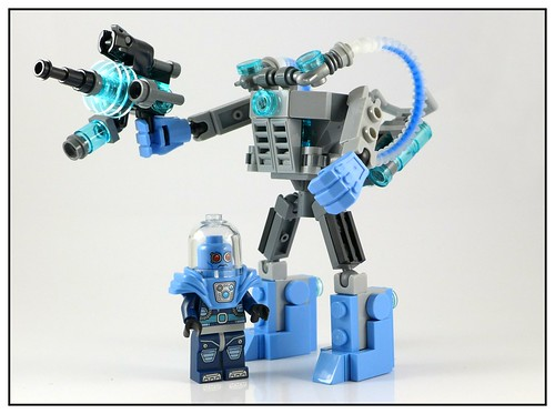 LEGO The LEGO Batman Movie 70901 Mr. Freeze Ice Attack 03