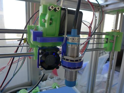 Inductive Sensor Holder