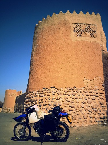 Kashan. From Revolutionary Ride: On the Road in Search of the Real Iran