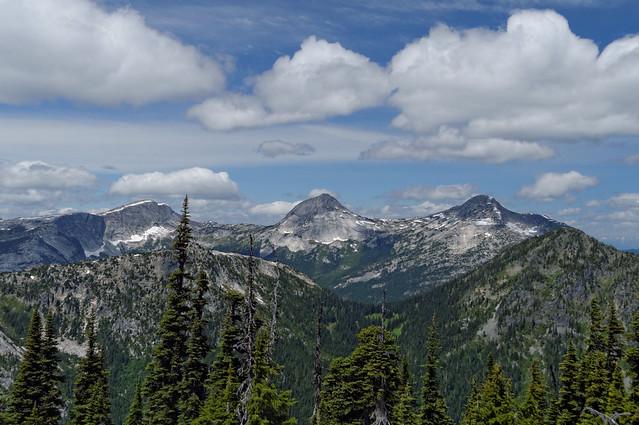 Zoa Peak, 11 Jun 2015