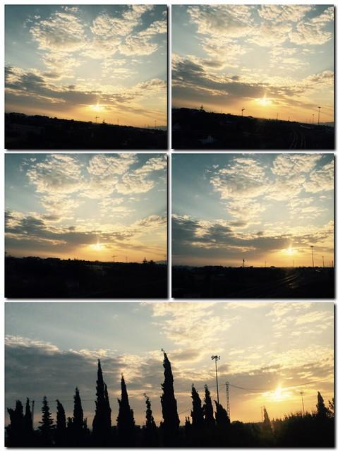 Un amanecer
