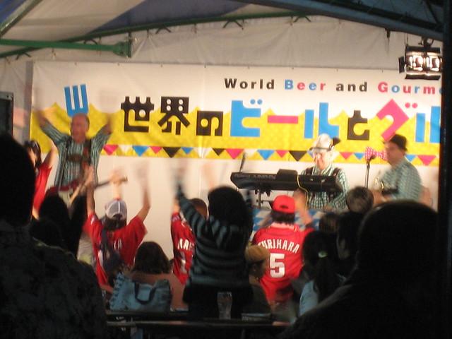 世界のビールとグルメスタジアム2015