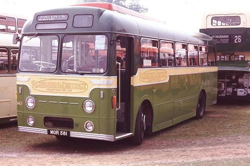 Showbus at Woburn 1982 (c) Philip Slynn