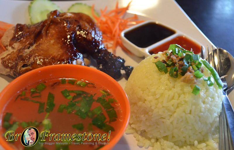 Nasi Ayam Tempayan - Restoran Tempayan Bandar Baru Sungai Buloh