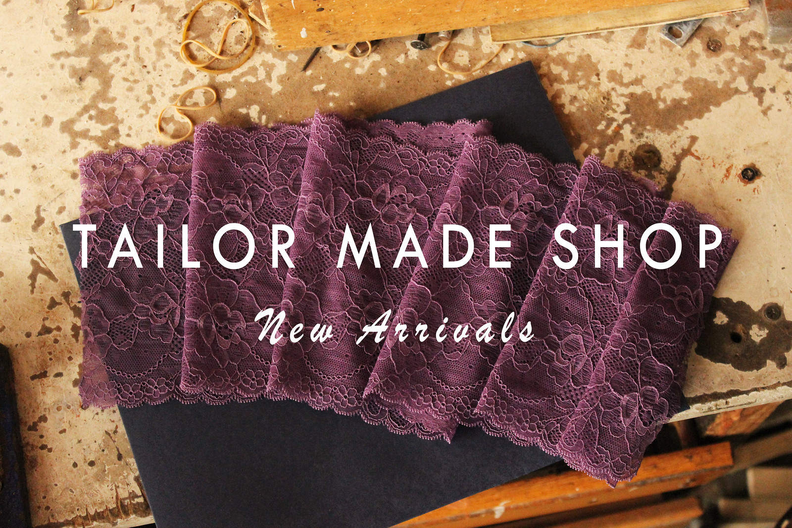 Tailor Made Shop New Arrivals