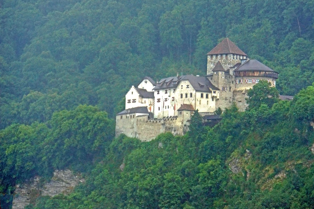 Liechtenstein-00188 - Vaduz Castle | PLEASE, NO ...