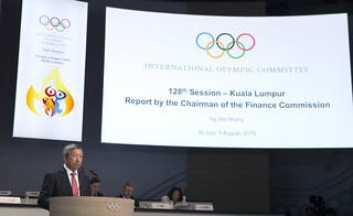 128th Session of the IOC | by International Olympic Committee