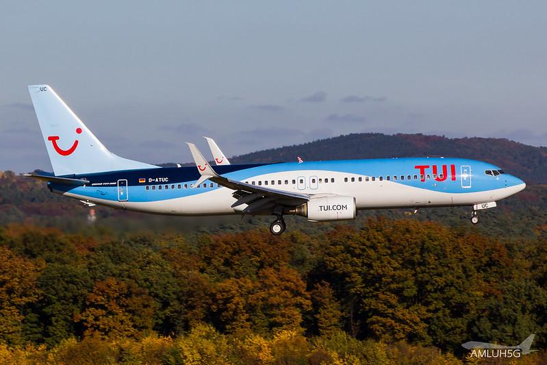 TUIfly - B738 - D-ATUC (2)