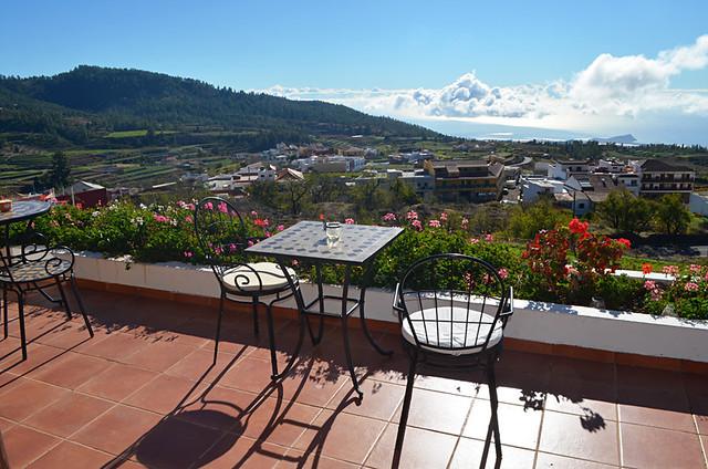 November, Vilaflor, Tenerife