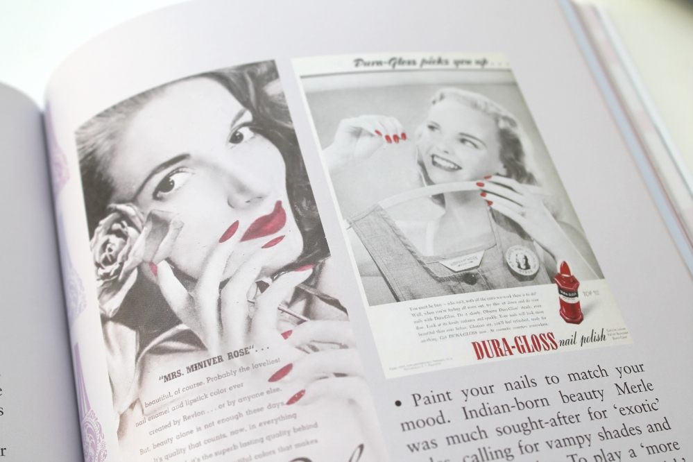 Vintage Secrets: Hollywood Beauty via lovebirdsvintage.co.uk