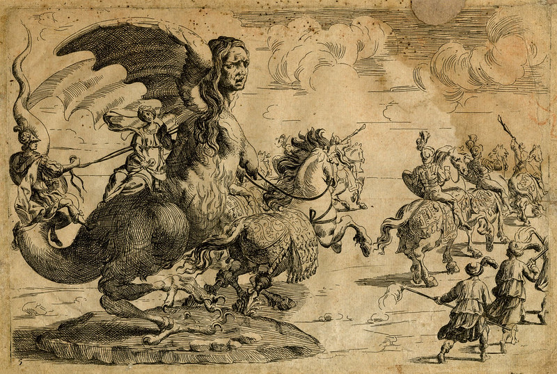 Parade of Monsters 2, 1560-1600