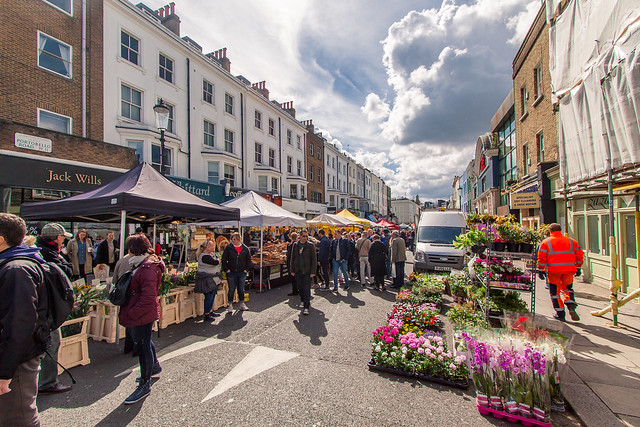Notting Hill Market