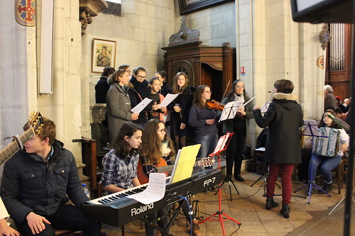 Ouverture du Synode St Roch