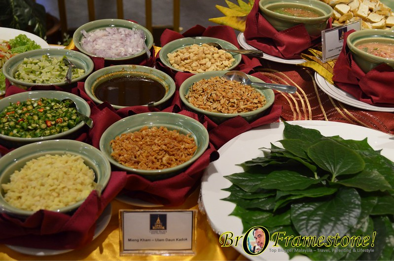 Buffet Berbuka di Imperial Chakri Palace, KLCC - Best Thai Food Restaurant