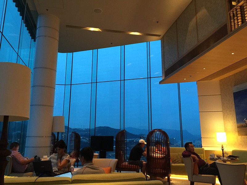 Marriott Courtyard Hong Kong Sha Tin Executive Lounge