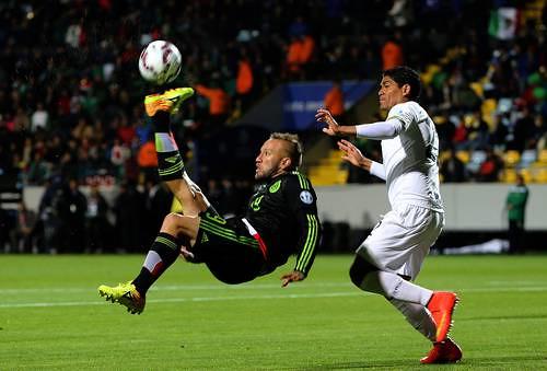 Decepcionante y gris empate del Tri ante Bolivia en la Copa América