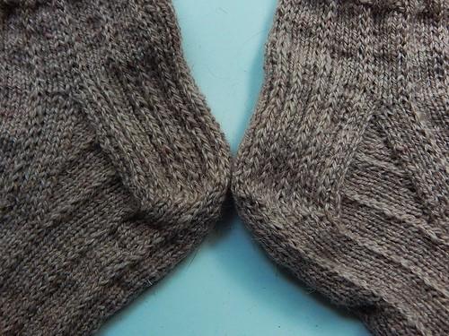 готовы носки со снятыми петлями I horoshogromko.ru