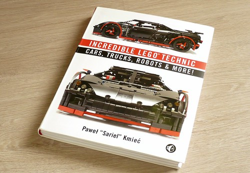 Pawel Kmiec Sariel - Incredible LEGO Technic r01
