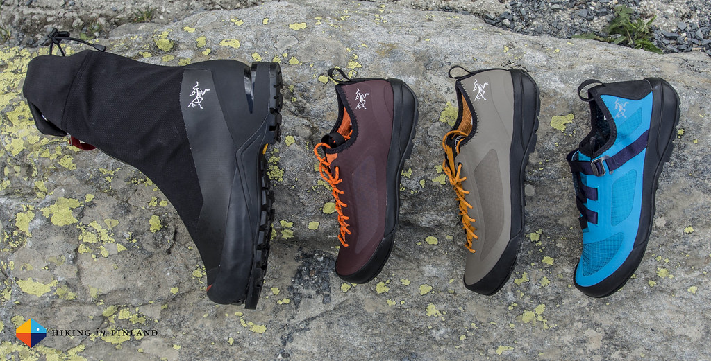 The 2016 Arc'teryx Footwear News - Outsides