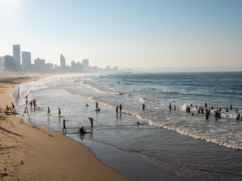 South African Beaches Durban