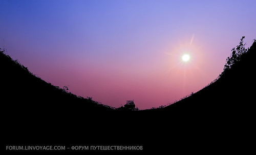 Sunrise at mountains. Northern Thailand, MHS province | by forum.linvoyage.com
