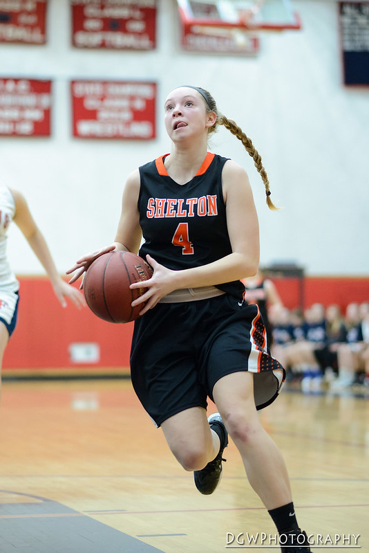 Shelton vs. Foran - Girls High School Basketball