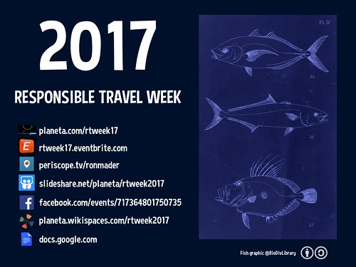 Responsible Travel Week #rtweek17