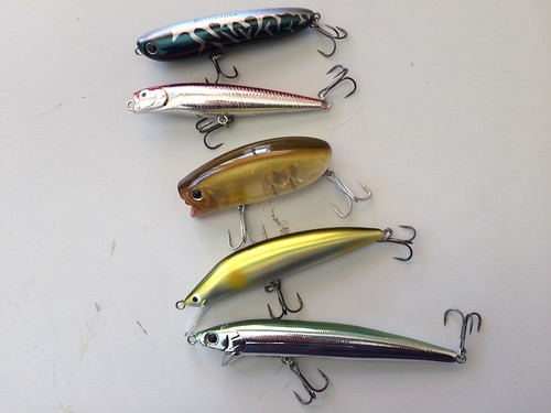 Other fishing tackle