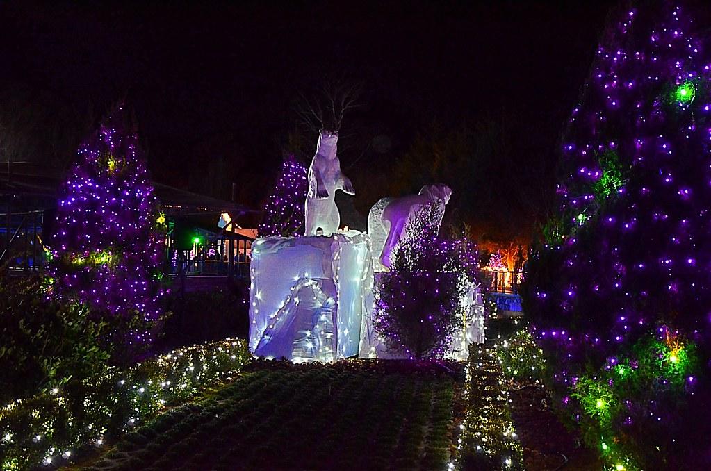 christmas town busch gardens williamsburg virginia by mr gs travels - Christmas Town Busch Gardens Williamsburg
