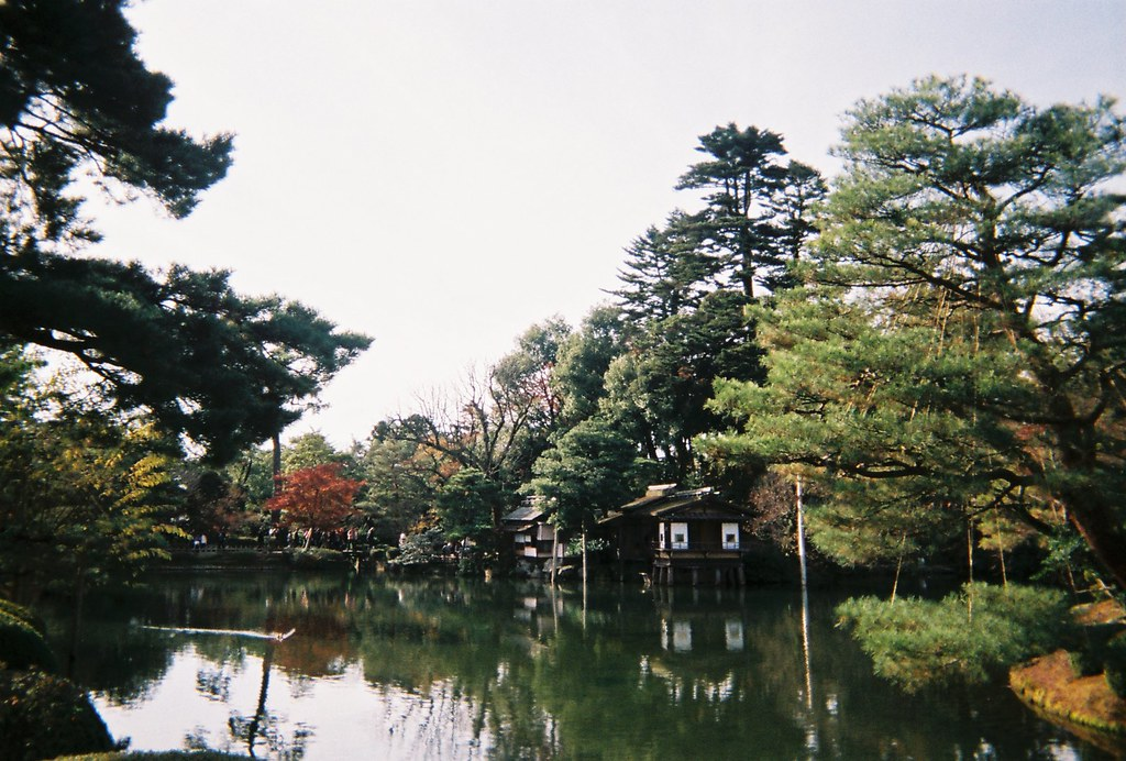 Kanazawa, Japan, Asia, Travel, Disposable Camera, Film