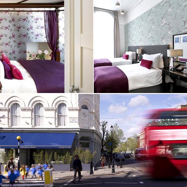 Portobello House, de los mejores sitios donde dormir en Candem Town