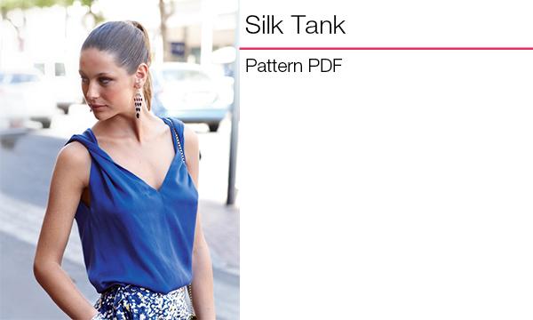 Silk Tank