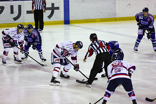 [2017/2/5] Free Blades 6-4 Eagles / IceBucks 6-7(OVT) Cranes