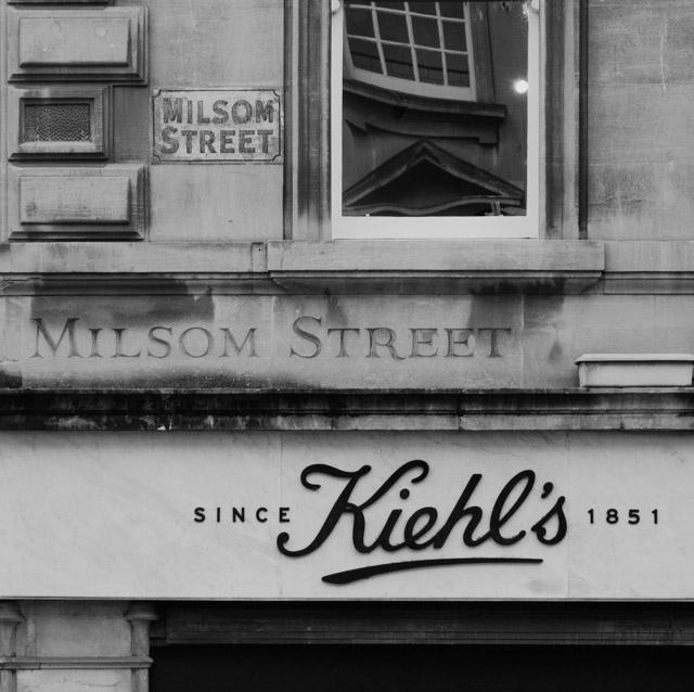 kiehls on milsom street
