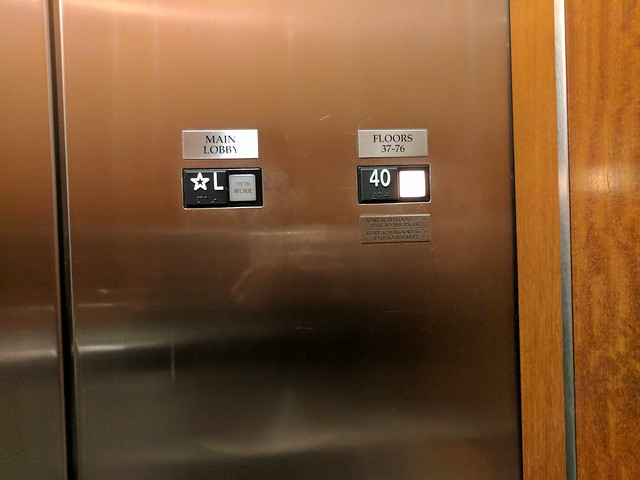 To the 40th Floor