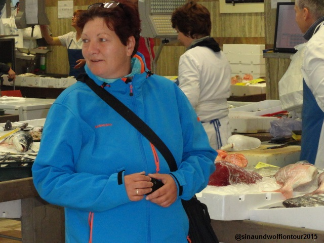 In der Fischmarkthalle