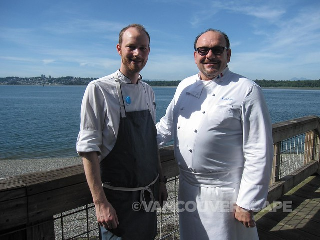 Pierside Kitchen: Chef de Cuisine Andrew Cross, Culinary Director Eric Truglas
