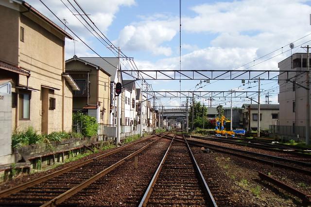 2015/06 叡山電車 宝ヶ池駅 #03