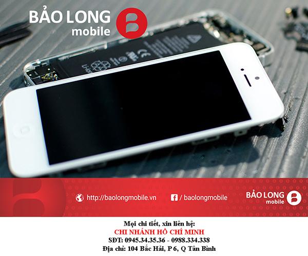 Các tình huống khách hàng thường gặp phải về cảm ứng sau khi đi thay màn hình iPhone 4 ở tại TP.HCM