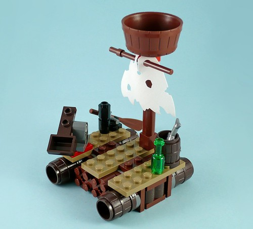LEGO Pirates 70410 Soldiers Outpost 04