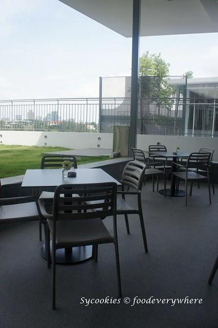 2.Proof Cafe and Sky Lounge @ Sri Hartamas
