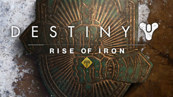 Destiny: Rise of Iron update is out