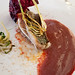 Sole in red box, restaurante ARZAK