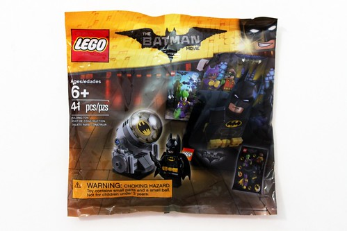 The LEGO Batman Movie Accessory Pack (5004930)